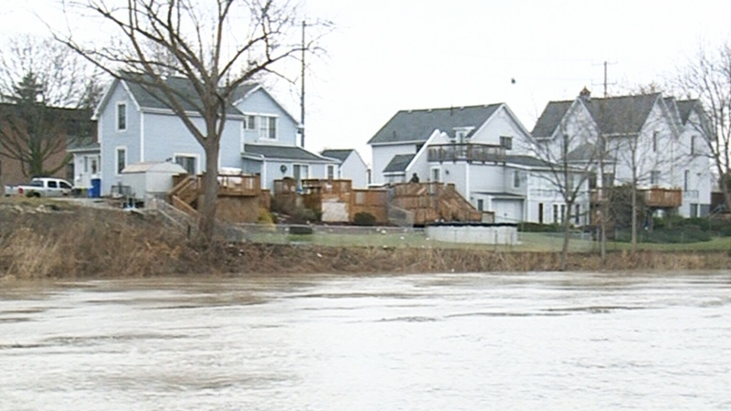 Thames River hasn't peaked yet despite flooding