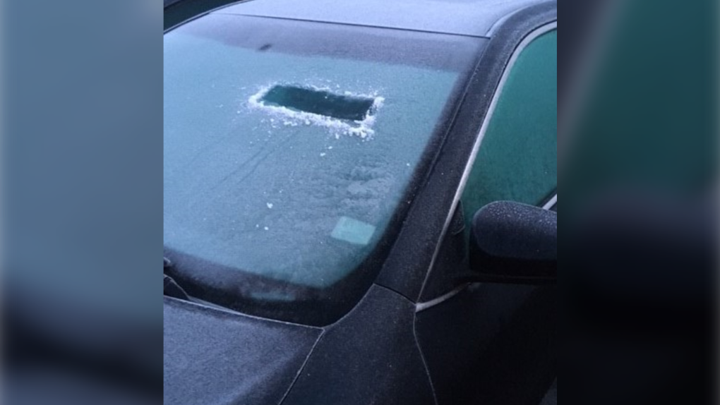 Reminder: Police can fine drivers more than $100 for not clearing snow off vehicles