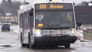 GRT buses could strike starting at 12:01 a.m.