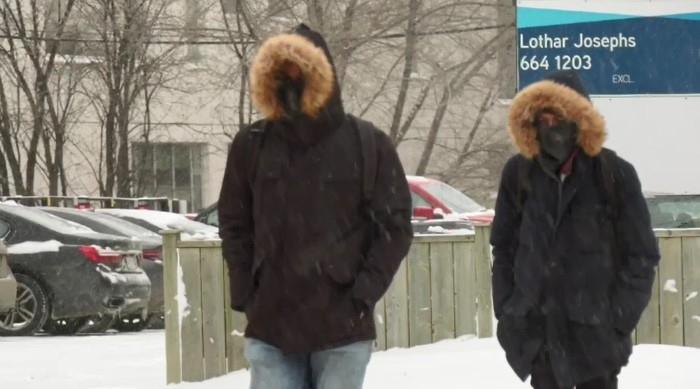 Saskatoon Forecast January 14