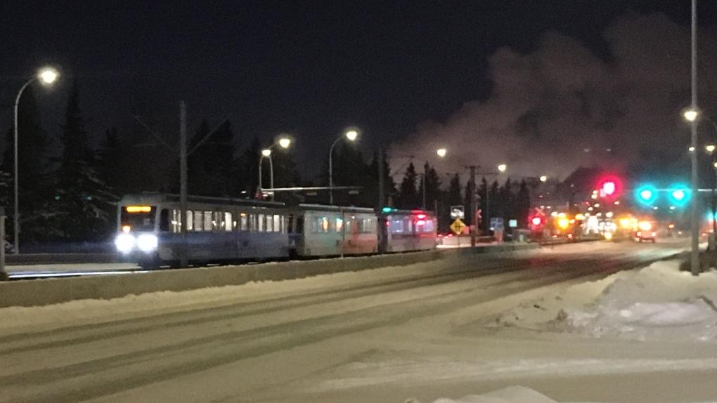 LRT winter