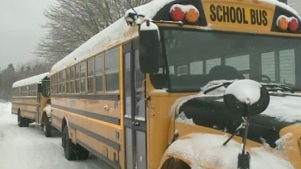 Saskatoon bus cancellations