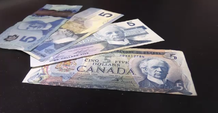 Canadians to select a new face for the five dollar bill