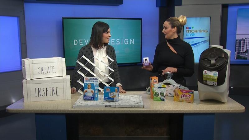 Divine Design on CTV Morning Live
