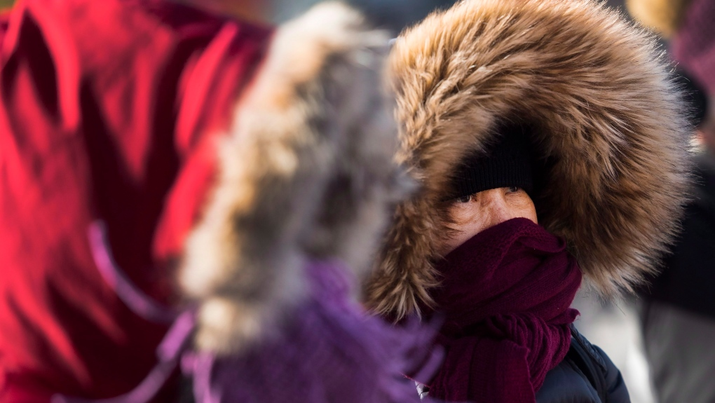 Bitter cold weather grips Western Canada and you can blame the polar vortex