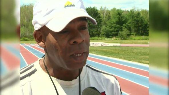 David Case, Sudbury track coach