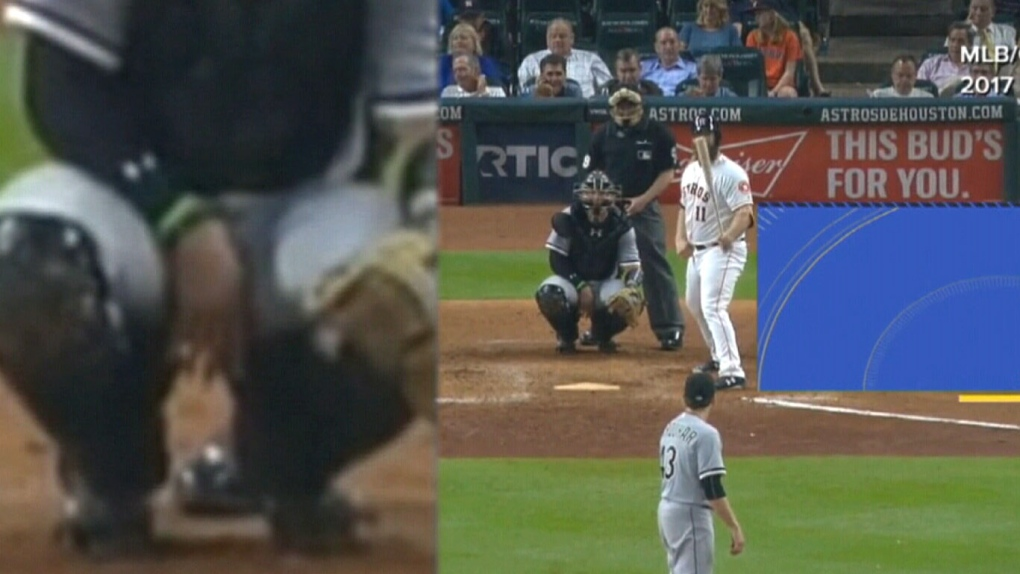 Houston Astros accused of sign cheating