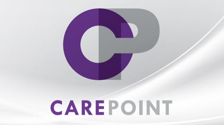 The new logo for Carepoint, London's overdose prevention site, is seen in this image from Regional HIV/AIDS Connection.