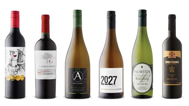 Natalie MacLean's Wines of the Week - Jan. 6, 202