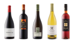 Tessellae Old Vines Grenache Syrah Mourvèdre 2017, Domain Mega Spileo Grand Cave Dry Red 2013, Burrowing Owl Estate Bottled Chardonnay 2017, MacMurray Estate Vineyards Pinot Gris 2017, Bacalhôa Moscatel de Setúbal 2016
