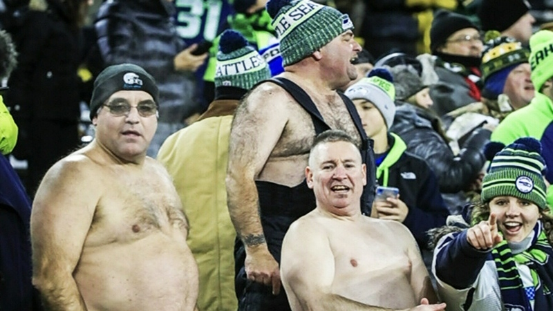 Essex coach mistaken as Woo guy at NFL game