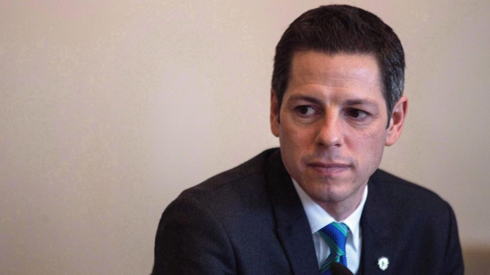 File image of Winnipeg Mayor Brian Bowman
