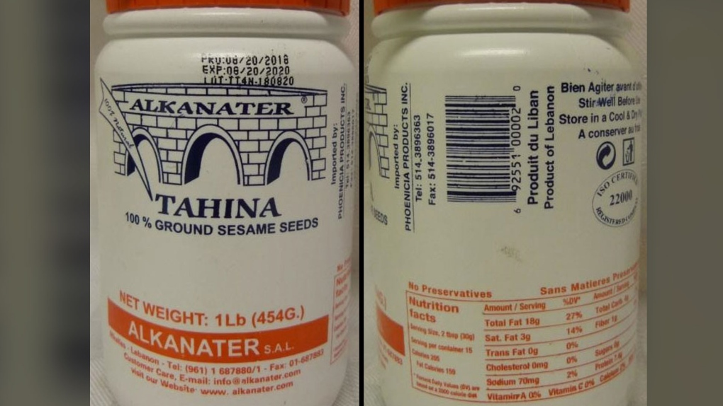 Alkanater-brand Tahina