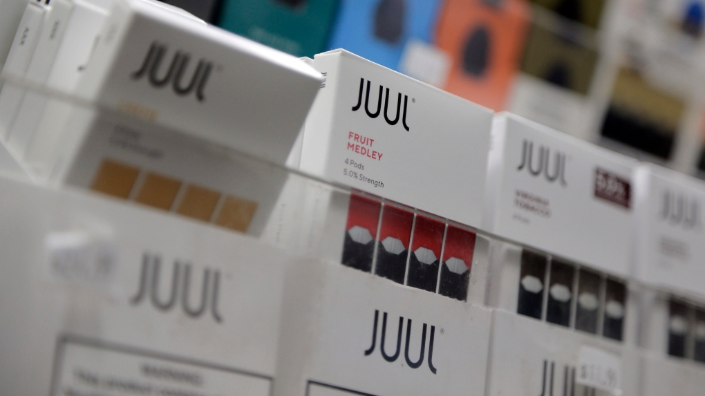 Juul flavours