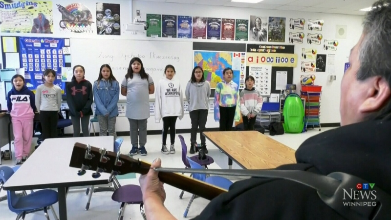 Anthem to be sung in Ojibwe at Jets game