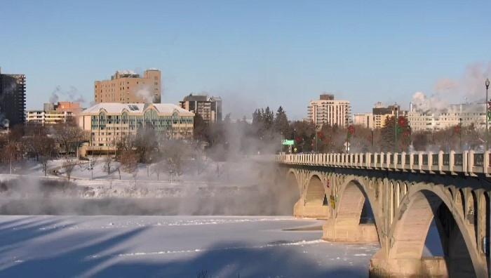 Saskatoon forecast January 15