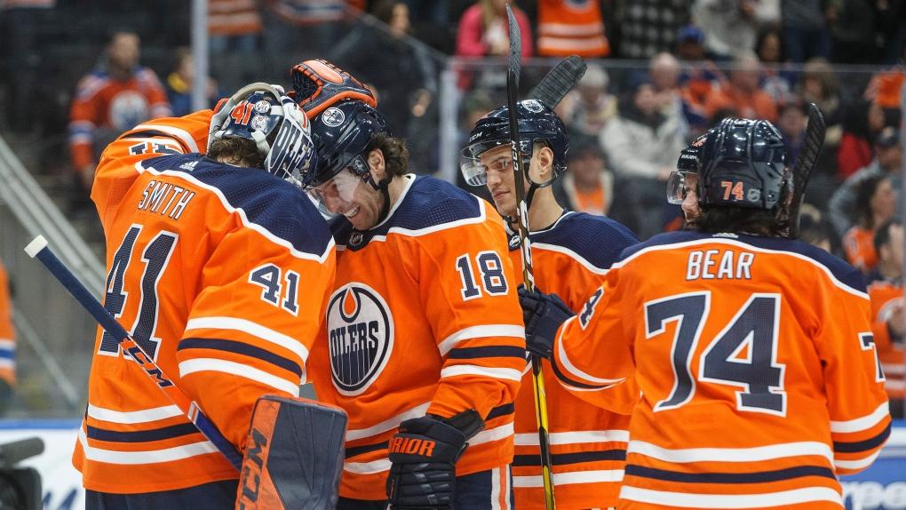 Edmonton Oilers vs Nashville Predators