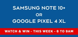 Bell Phone Giveaway Banner