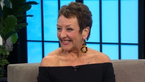 Lindy Cellucci appears on CTV's Your Morning on January 15, 2019.