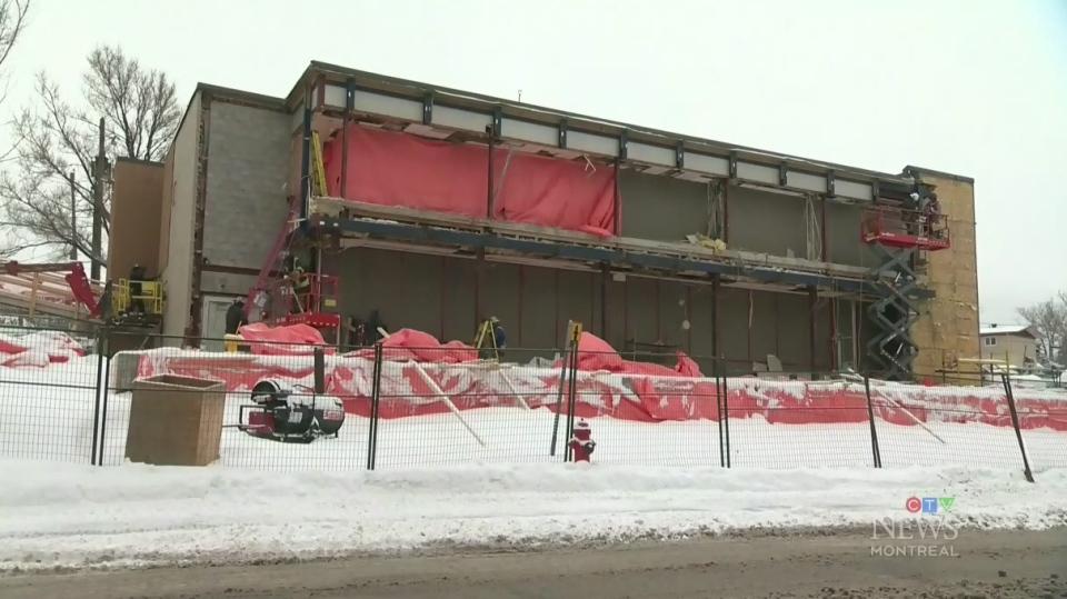 Quebec City mosque getting $1.2 million renovation