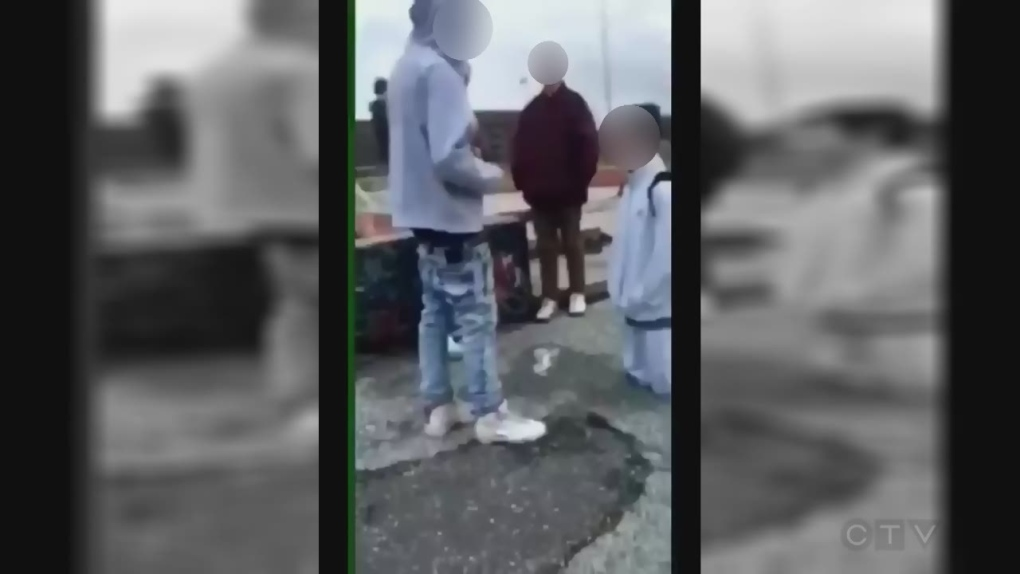 Youth assault