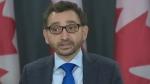 Parliamentary Secretary to the Prime Minister Omar Alghabra