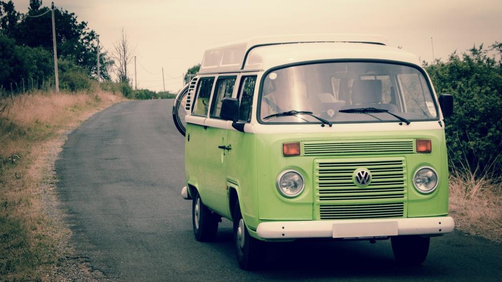 Van dwellers choose Vancouver over anywhere else, according to Instagram