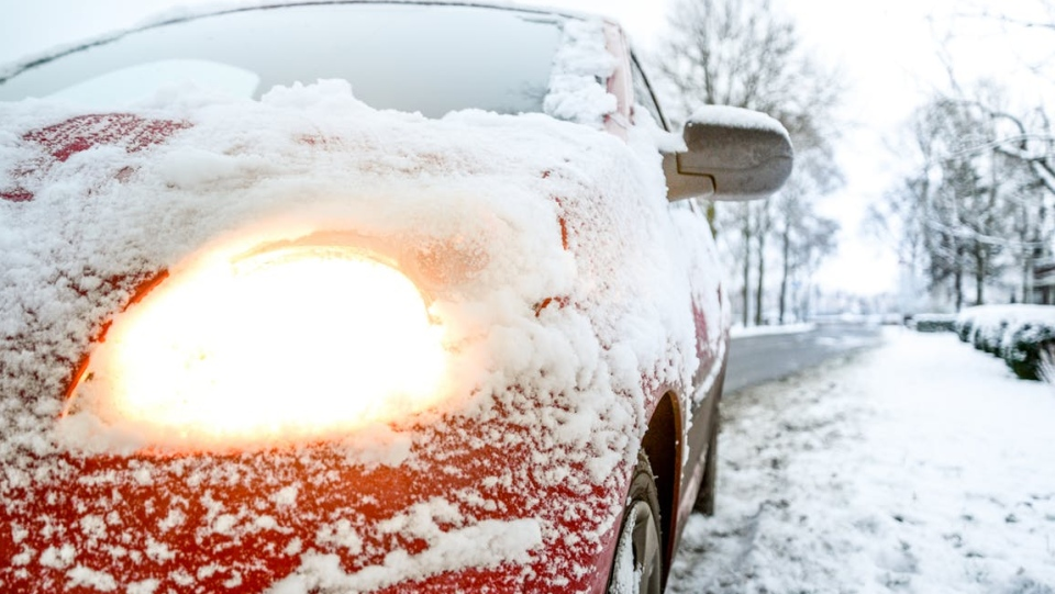 For those driving in the snow, BCAA said there's a number of factors to keep in mind to stay safe.