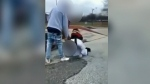 Warning Graphic: Teens arrested after assault