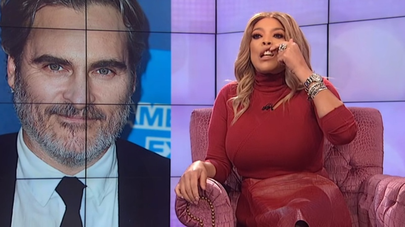 Wendy Williams makes comments about Joaquin Phoenix on The Wendy Williams Show on Jan. 7, 2020. (Source: YouTube/The Wendy Williams Show)