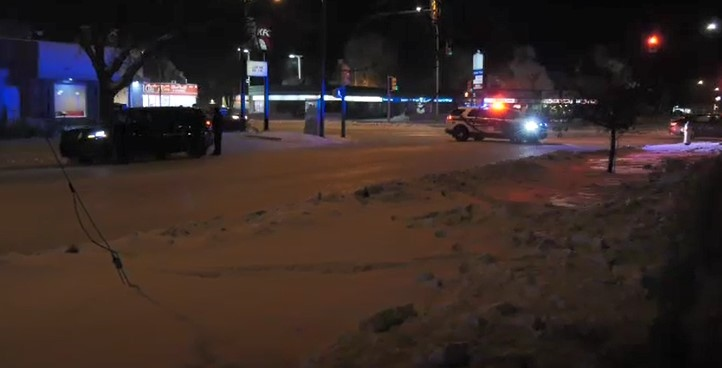 10-year-old boy hit by a vehicle