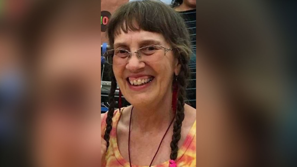 Paula Beth James, 68, was rescued after a search helicopter spotted her inside her Toyota 4Runner near the remote Butte Meadows, the Butte County Sheriff's Office said. (Butte County Sheriff's Office)