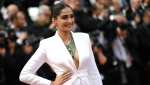 Bollywood star Sonam Kapoor Ahuja said she had 'the scariest experience' with an Uber driver in London. AFP