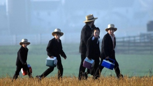 A new study published in JAMA Cardiology sheds light on what caused a number of Amish children to die suddenly. William Thomas Cain/Getty Images