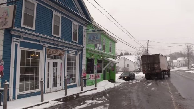 Frieze and Roy has been serving the community of Maitland, N.S., since 1839 -- 28 years before Confederation -- making the general store older than the country it calls home.