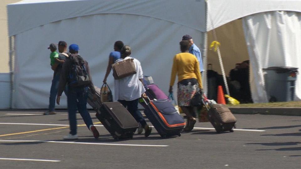 Asylum seekers Montreal