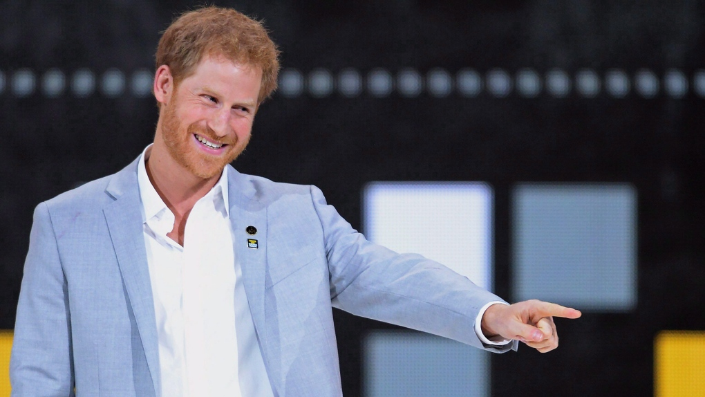 Canadians like Prince Harry but don't want to pay for his security here: poll