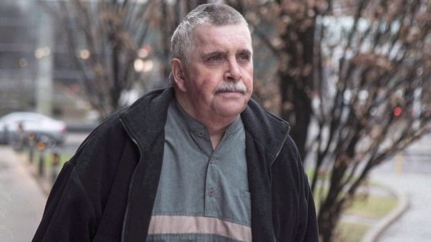 Sex offender Gordon Stuckless dies