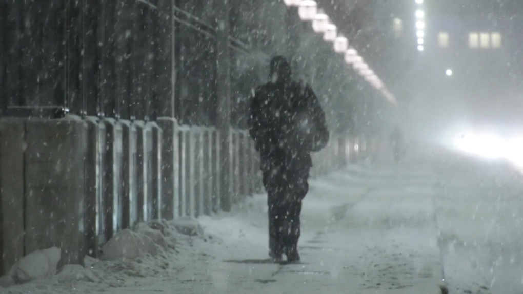 Vancouver weather: Pacific storm could bring snow, freezing rain overnight