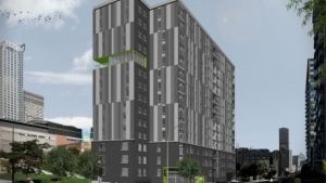 Coop la Montagne verte is expected to be completed by 2021.