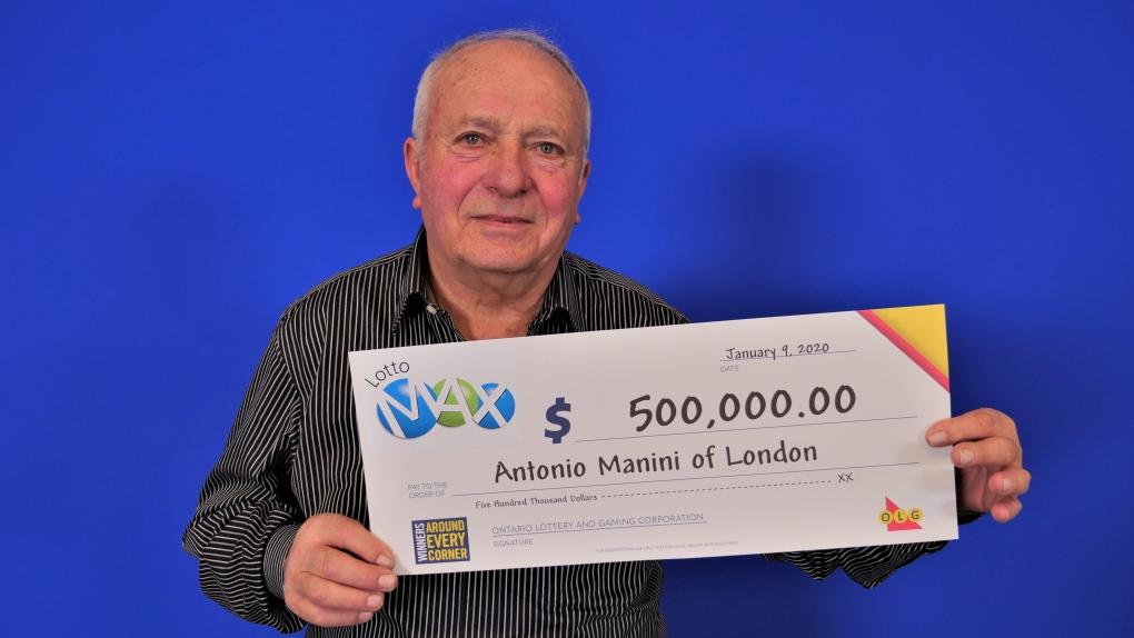 London, Listowel residents each pick up $500K lotto wins