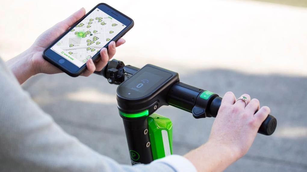 E-scooter company, Lime, looking to expand to Saskatoon, Regina