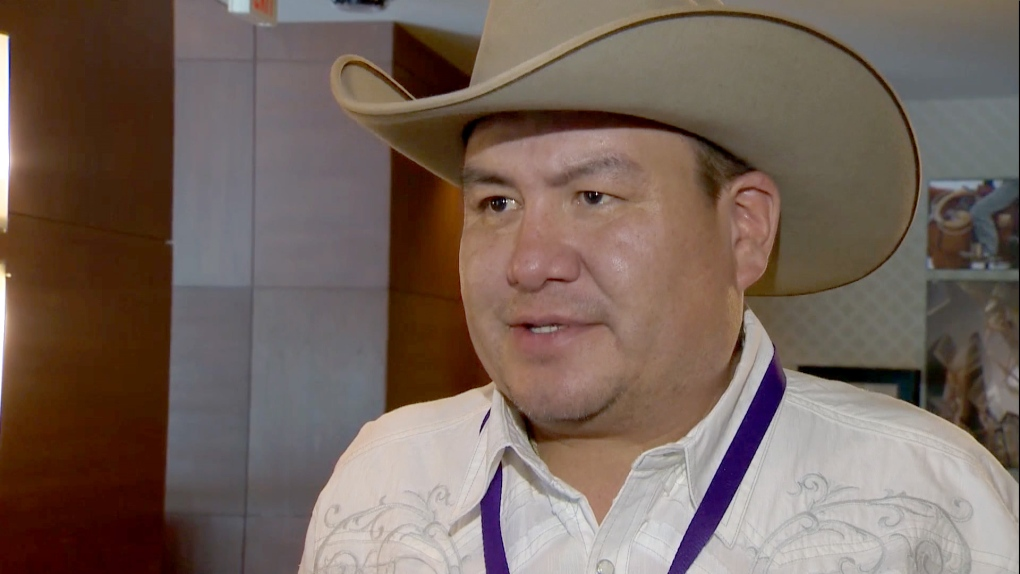 First Nations leader Jason Goodstriker has died