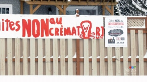 St-Bruno residents fight crematorium expansion