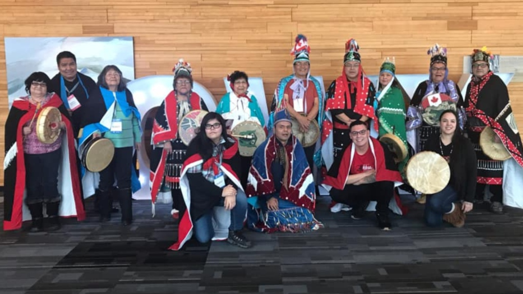 Lake Babine First Nation regalia stolen