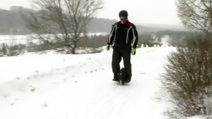 Cold Unicycle