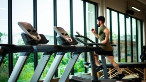 A new study suggests that a 20-minute walk on the treadmill provides the same boost to working memory and alertness as a cup of coffee, while also fighting caffeine withdrawal symptoms. (William Choquette / pexels.com)