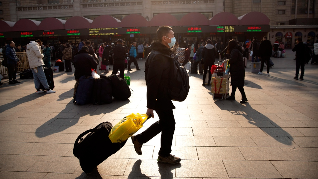 Screening starts at USA airports as fears of mystery Chinese virus grow
