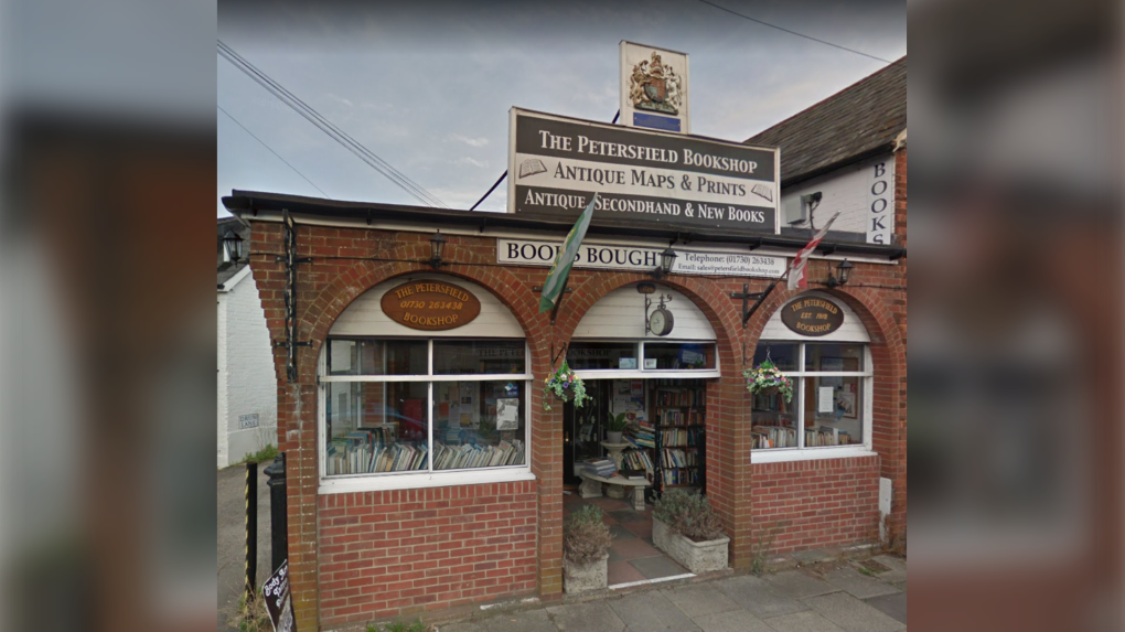 100-year-old bookshop overwhelmed with orders after 'tumbleweed' tweet