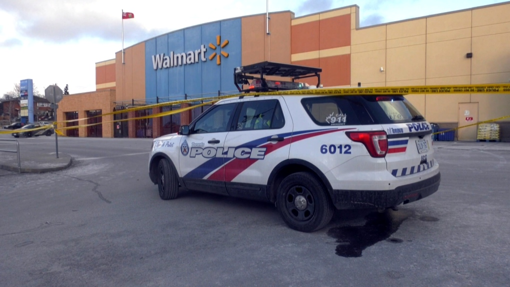 Two women and baby struck by vehicle in Walmart parking lot